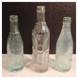 Early Coca Cola Bottles