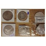 Silver Dollars Coins