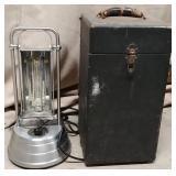 Quack Medicine Mercury Sun Lamp