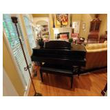 AWESOME BROOKHAVEN ESTATE, BABY GRAND PIANO, OVER 50 PIECE ORIGINAL ART, FINE FURNISHINGS
