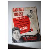 1958 BASEBALL DIGEST