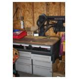 radial saw ~ garage
