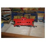 AMERICAN FLYER TRAIN SET
