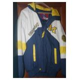 MICHIGAN WOLVERINS JACKET
