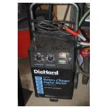 DIE HARD 6 / 12 VOLT BATTERY CHARGER