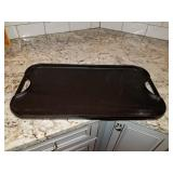 CAST IRON STOVE GRIDDLE/ COOKER