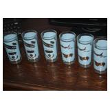 AIR FORCE DRINKING GLASSES