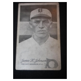 VINTAGE EXHIBIT CARDS