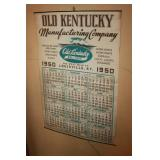 OLD KENTUCKY CALENDAR