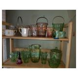 VINTAGE DEPRESSION GLASS