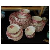 STRAWBERRY FAIR JOHNSON BROTHERS CHINA