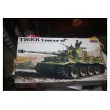 TIGER 1 MODEL