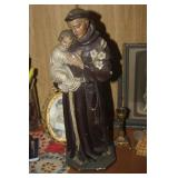 ST FRANCIS STAUTE