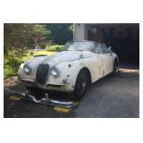 1960   JAGUAR   XK150 ROADSTER