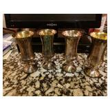 GUCCI MADE IN ENGLAND GOBLETS