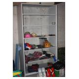 HUGE HEAVY DUTY STORAGE SHELVES