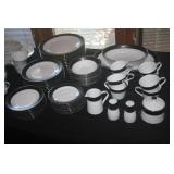 NORITAKE CHINA SET ~ CHARON PATTERN