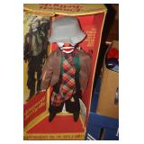 EMMETT KELLY JR DOLL
