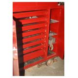 MACHINEST HAND CRAFTED TOOL CABINET