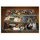 TACKLE BOX FULL