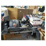 ALL THIS FOR $1095 ~ SHOP SMITH ~ LATHE . PLANNER . JIG SAW. TABLE SAW. DUST COLLECTOR. SCROOL . ROU