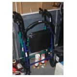ADULT DRIVE WALKER WITH SEATS + BRAKES