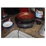 NUWAVE INDUCTION COOKER + NUWAVE PANS