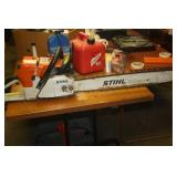 STIHL MS440 CHAIN SAW