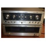 Marantz 140 Power Stereo Amplifier Marantz Model 3200 Pre Am D