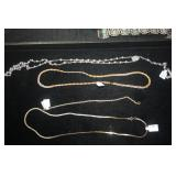 STERLING N GOLD JEWELRY