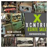New Lenox Machine Shop Liquidation Sale