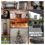 XCNTRIC ESTATE SALES UPSCALE DESIGNER HOME MOKENA ESTATE SALE NOV 14-16, 2019