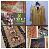 XCNTRIC ESTATE SALES WORLD TRAVELER + ECLECTIC TREASURES IN OAK BROOK