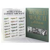 Complete Book of World War II Combat Aircraft With full  color Illustrations of every fighting plane