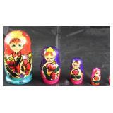 Matryoshka Russian Nesting Dolls (5)