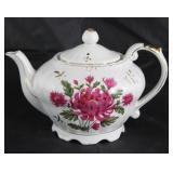 Royal Sealy Japan musical tea pot