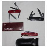 Victorinox Swiss Multi-Blade Knives