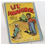 """Li'l' Hannibal"" by Carolyn Sherwin Bailey Book No. 359 The Platt and Munk, Co. c.1938"