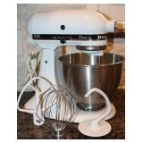 Kitchen Aid Classic Plus Mixer with Multi Beaters
