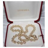 Majorica Pearl Necklace