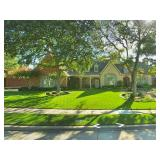 **50% OFF** $1.0 Mil Plano Estate! Gorgeous Contemporary Furnishings, Art, Decor, Outdoor..