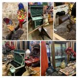 Incredible **Online Only** Estate & Collectibles Auction! Shipping & Local Pickup!