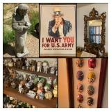 Incredible Ft Worth Estate Sale! HUGE ELEPHANT COLLECTION!