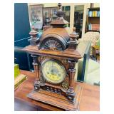 Weatherford Gallery Auction! Asian Decor & Collectibles, Office Furniture, Clocks, Cloisonne, Crysta