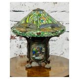 Weatherford Gallery Auction! Asian Decor & Collectibles, Office Furniture, Clocks, Cloisonne, Crystal and Glass, Antique Victorian Furniture, Dresden, Lladro, Nao, Herend, Tiffany Style Lamps, Le Ch..