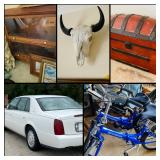 50% OFF! Incredible Fort Worth (Lakeside) Estate Sale! Tools, Collectibles, Art & Much Much More!