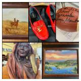 BIDDING IS LIVE! ~Incredible *Online Only* Weatherford, TX Gallery Auction!