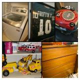 *MASSIVE* Euless Estate Sale! MCM, Collectibles, Tools, Memorabilia, Vintage Toys & Much More!