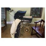 60's baby buggy/stroller