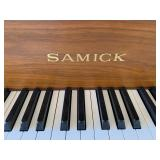 Samick Player piano